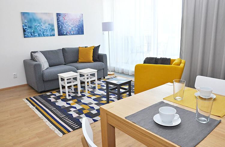 Viva apartmány ubytování Třeboň - Apartmán 2
