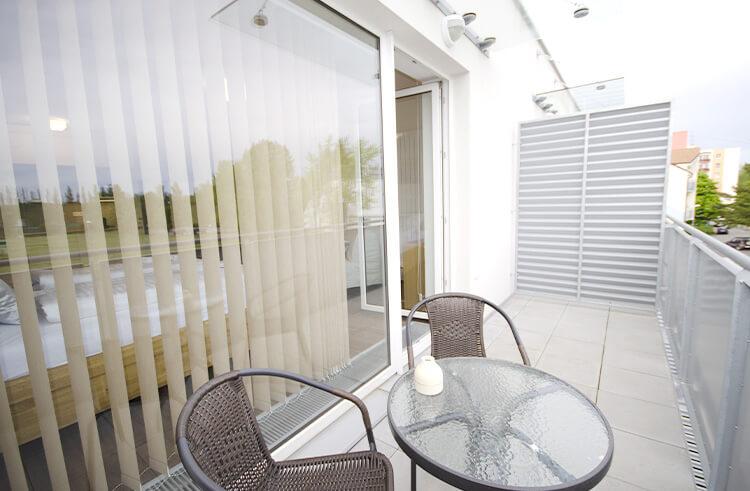 Ubytování v Třeboni Viva Apartmán č.7