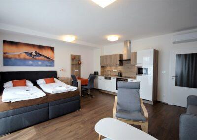 Apartmány VIVA ubytování v Třeboni